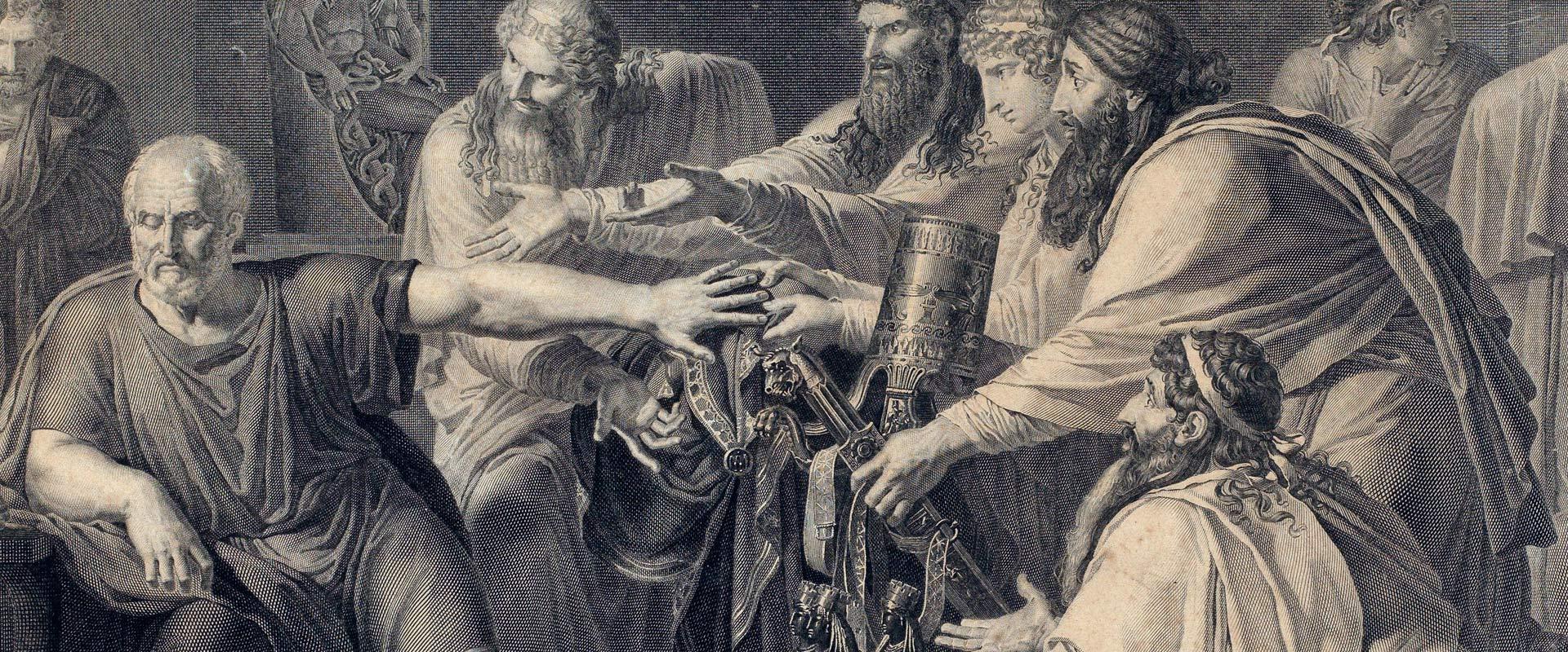Hippokrates eden Kos