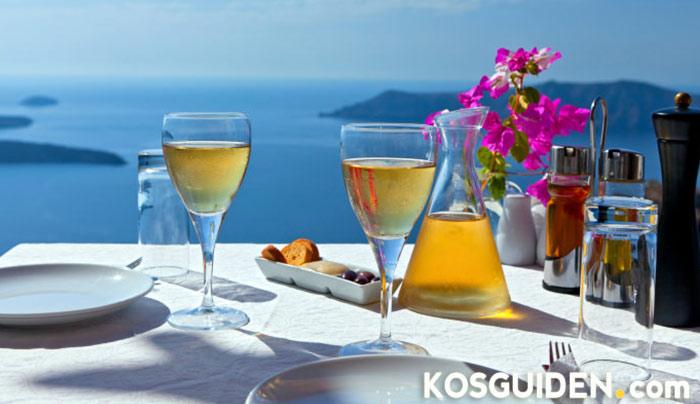 Grekland är en av de äldsta vinproducerande regioner i världen.