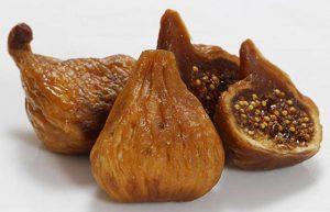 Med ett obestridligt högt näringsvärde är torkade fikon rik på naturlig fiber och hjälper till viktkontroll