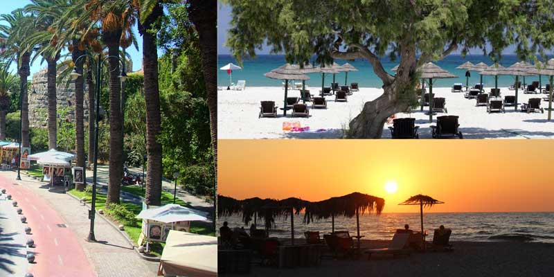 Kos Grekland